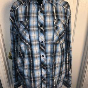 Pre-Loved Men's Long Sleeve Button Down Shirt